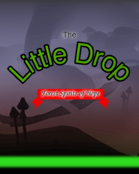 The Cover art of The Little Drop